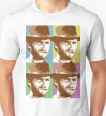 Scrabble Clint Eastwood x 4 T-Shirt