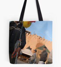 Meknes Medina Tote Bag