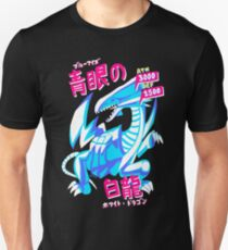 BLUE-EYES WHITE DRAGON (青眼の白龍) T-Shirt