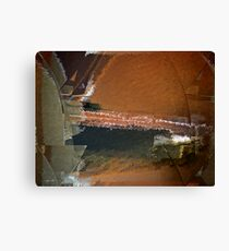 Rusty & Meaningless Canvas Print