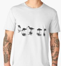 Bar-tailed Godwit Men's Premium T-Shirt