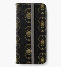 Celtic shield decoration iPhone Wallet/Case/Skin