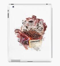 Carbonemys iPad Case/Skin