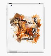 Chalicotherium iPad Case/Skin
