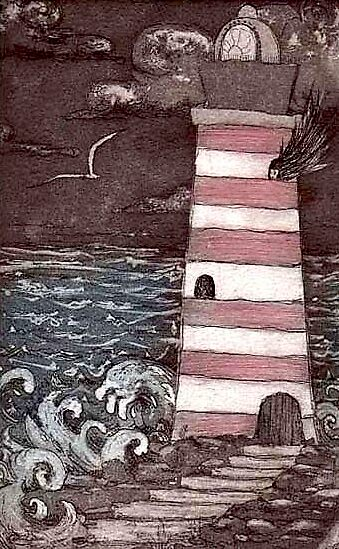 The Lighthouse Keeper by L P