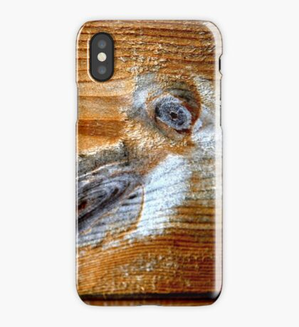 Illustrated tales of wood iPhone Case/Skin