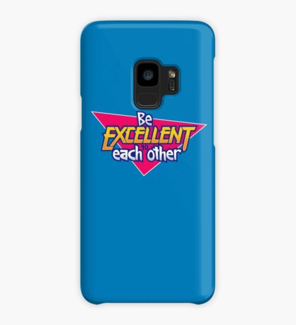 Be Excellent to Each Other Case/Skin for Samsung Galaxy