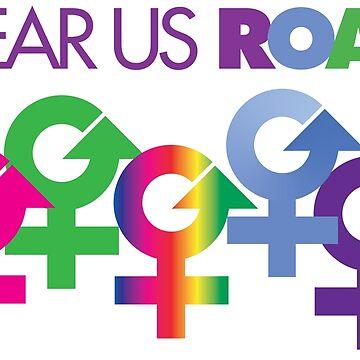 Hear Us ROAR - Women's March Alliance by WomensMarchNYC