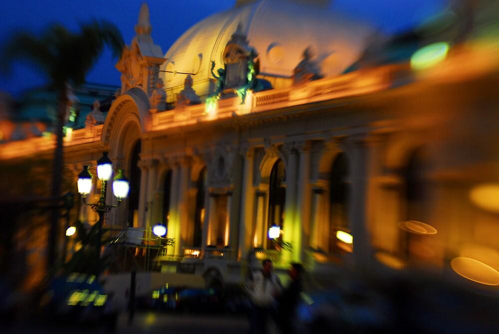 Monte Carlo 3 by Sue Wickham