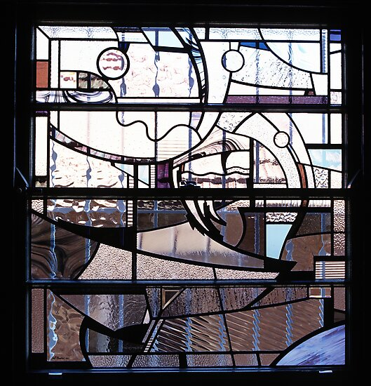 Study Window, Greenwich by Jeffrey Hamilton