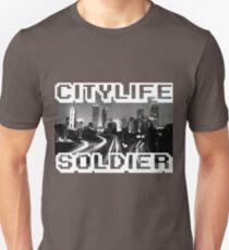 CITYLIFE SOLDIER DESIGN T-Shirt