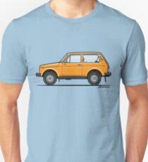 VAZ 2121 LADA Niva 4x4 Orange T-Shirt