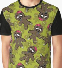 Undead Gingerbread!  Graphic T-Shirt