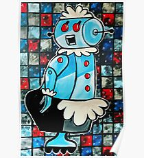 Rosie the Robot  Poster