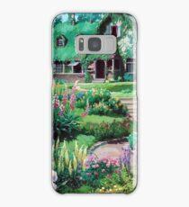 Miyazaki's Landscape  Samsung Galaxy Case/Skin