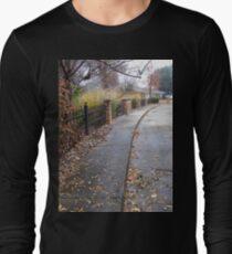 Pretty Sidewalk Long Sleeve T-Shirt