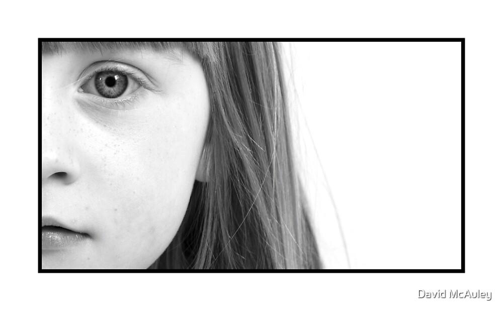 Girl by David McAuley
