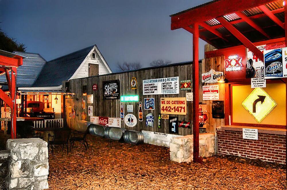 Hills Cafe by longshot