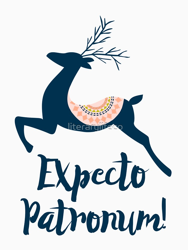Expecto Patronum! by literarylifeco
