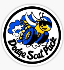 Dodge Scat Pack DECAL Sticker