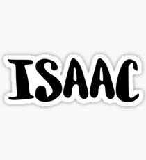ISAAC Sticker