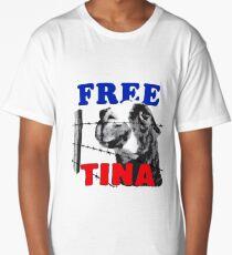 FREE TINA Long T-Shirt