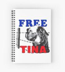 FREE TINA Spiral Notebook