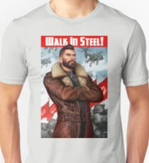 Walk in Steel T-Shirt