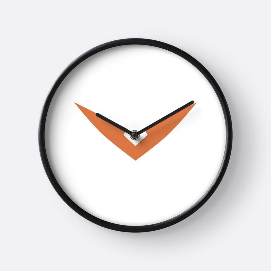 Voltron legendary defender logo orange paladin coran clocks voltron legendary defender logo orange paladin coran by random fandom merch biocorpaavc