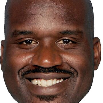Shaquille O'Neal - What a Head  by borg