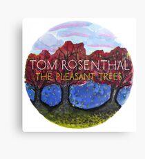 The Pleasant Trees Album Cover Canvas Print