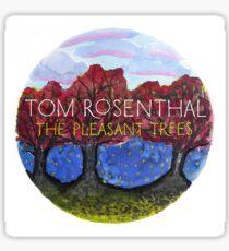 The Pleasant Trees Album Cover Sticker