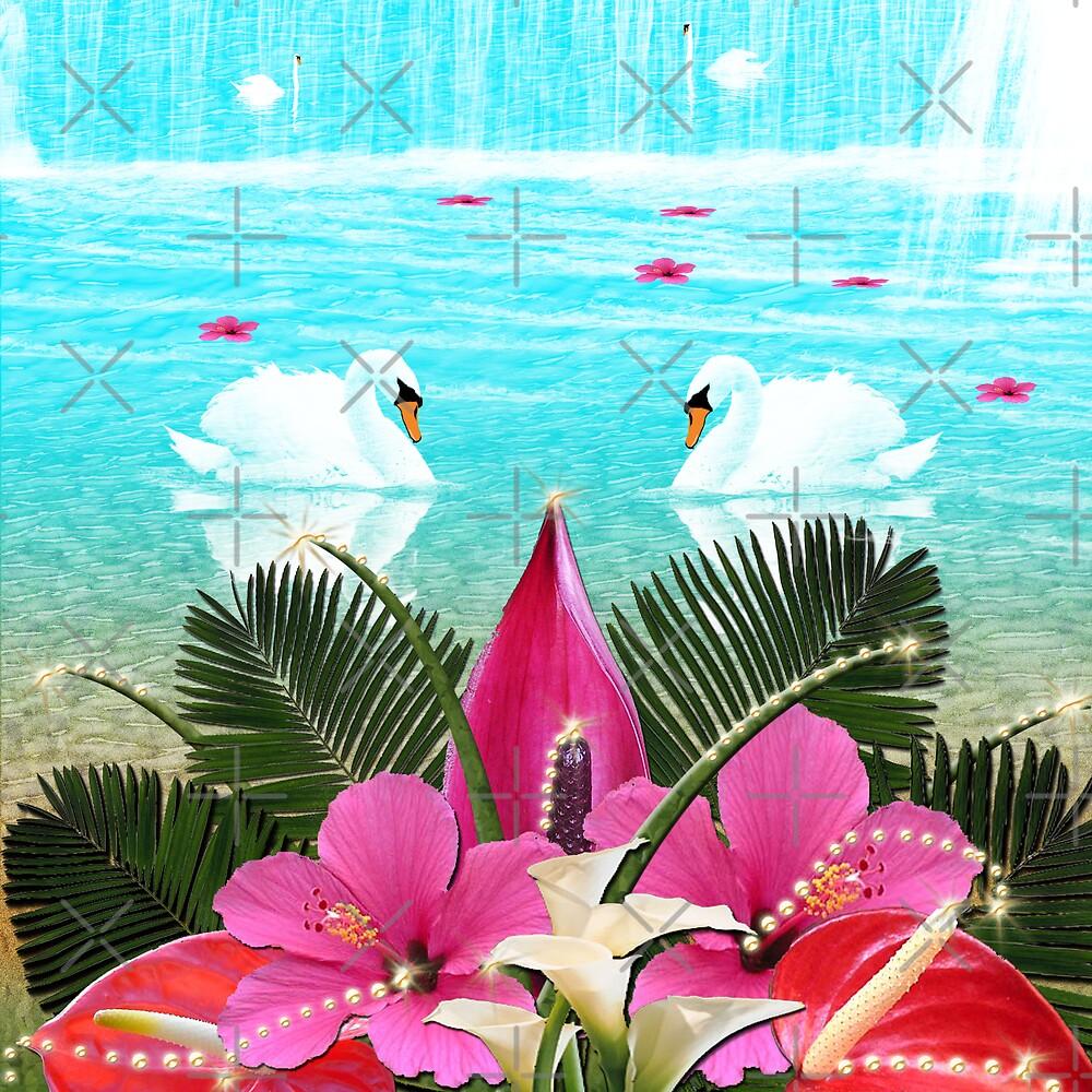 Almost Paradise by Brandi Alshahin