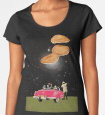 Unidentified flying object Women's Premium T-Shirt