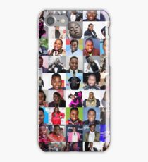 Alex Newell Collage - Many Items Available iPhone Case/Skin