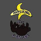 Anything for Banana Bunny by Genchaii