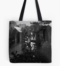 The Abandoned Manor Tote Bag
