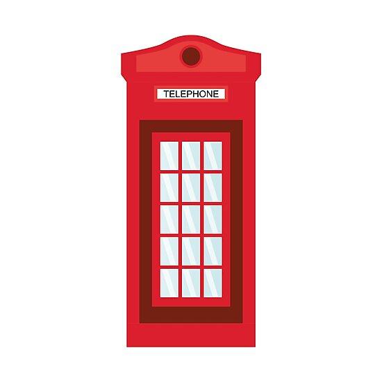 telephone booth by k3nda11