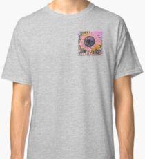 colorful sunflower, stylized Classic T-Shirt