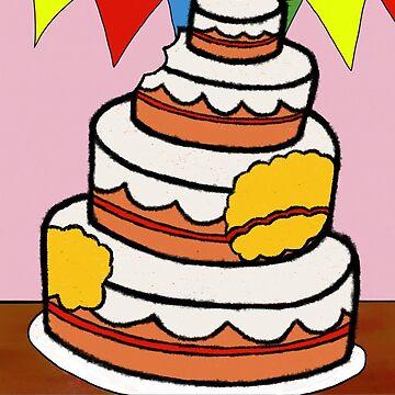 Cake Tester by Knai-Locus