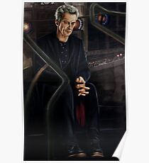 Time Lord Poster