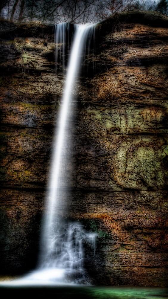 Dark Falls by Scott Ward