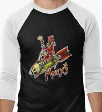 Bombshell Moxxi V2 Baseball ¾ Sleeve T-Shirt