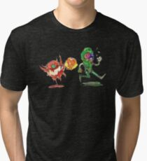 Run Boy Run Tri-blend T-Shirt