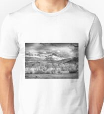 The Queen of the San Juans in Monochrome T-Shirt
