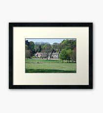 The North Yorks Moors Visitor Center Framed Print
