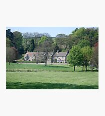The North Yorks Moors Visitor Center Photographic Print