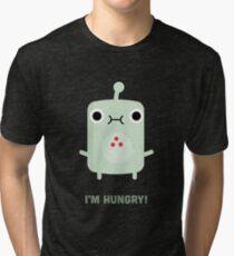 Little Monster - I'm Hungry! Tri-blend T-Shirt