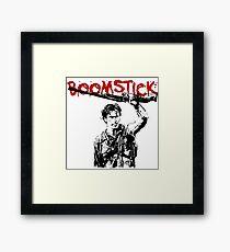 boomstick- evil dead Framed Print