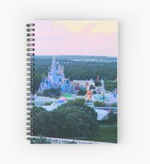 Above the Kingdom Spiral Notebook